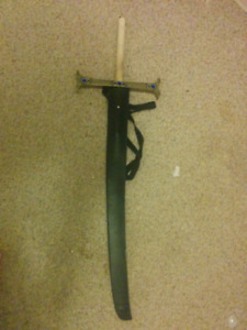 Old one peace sword