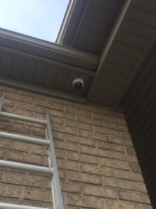 Security Cameras   Data Wiring & More - Quality Installations