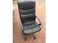 Leather chair used