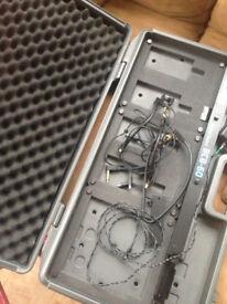 Boss BCB 60 powered guitar pedal board