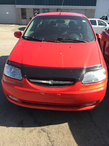 2006 Chevrolet Aveo Hatchback e tested $2800