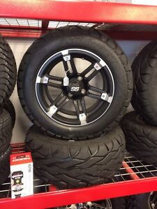 "Golf Cart Tires & RIM's, Alloy Rims for sale! 10-14"" Kitchener / Waterloo Kitchener Area image 5"