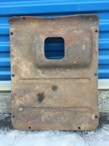 1947 to 1954 Chevy GMC truck transmission cover