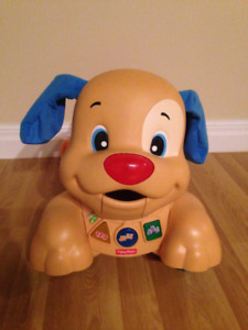 Fisher Price Dog Ride-on