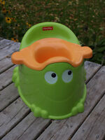 Fisher Price ... Froggy Potty  (sold)