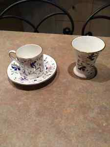 Coalport Pageant pattern English Bone China