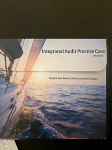 Integrated Audit Practice Case 7th Edition