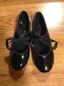 Girls Tap Shoes Size 10