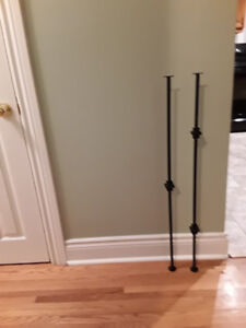 Alexandria Wrought Iron Spindles