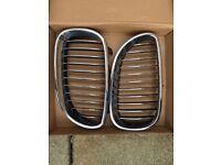 BMW E60 Kidney grill