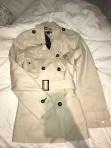 Trench coat manteau Tommy