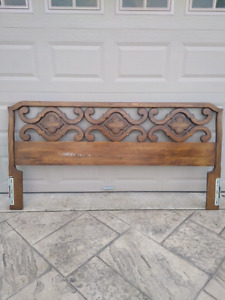king bed headboard