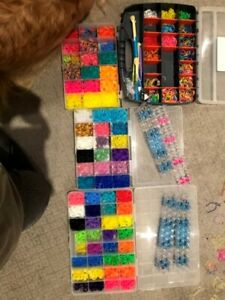 Rainbow Loom  - Tons of stuff!