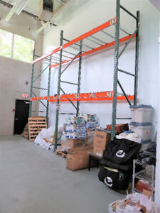 WAREHOUSE COSTCO GRADE QUALITY SHELVING FOR SALE!