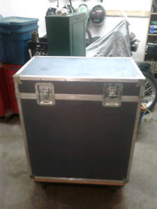 Alubox stage equipment container