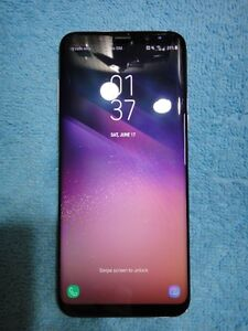 "Amazing NEW Samsung S8 PLUS Fido 6.2"" HD screen in Mint NEW cond"