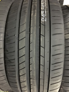 Summer tires 215/40r18 225/40r18 or 225/45r17 new with stickers!