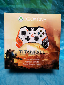 Xbox One Wireless Titanfall Controller