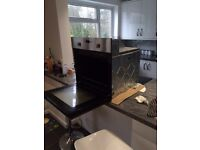 Whirlpool single fan assisted oven