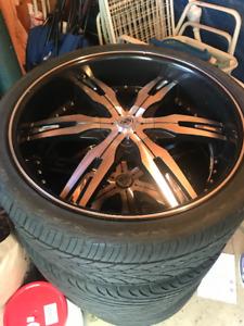Lexani 26 Inch Rims