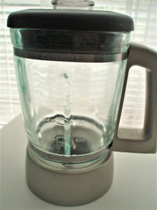 6 CUP JAR (50 OZ) WITH ALL ATTACHMENTS FOR CUISINART BLENDER