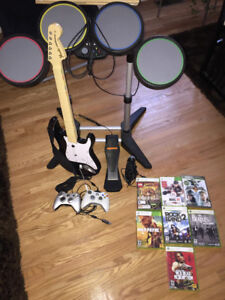 Rock Band Game, Controllers, Additional Video Games
