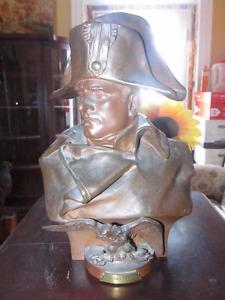 Buste de Napoléon par Renzo Colombo 1885