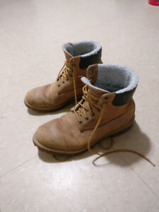 Chaussures hiver Timberland homme taille 9,5