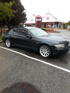 2005 BMW745i