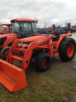 Kubota L3010HST with loader