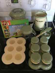 Baby Bullet Food Making System