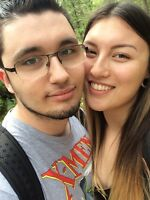 Couple looking for cash jobs to raise funds for a trip