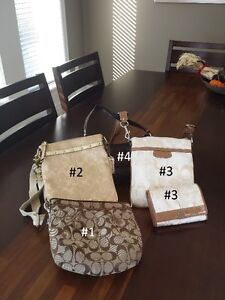 Various Coach Purses - New - Various Prices Windsor Region Ontario image 1