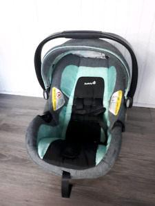 Safety 1st rear facing car seat and base
