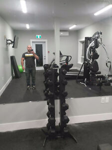 Large Gym Mirrors 6ftx4ft