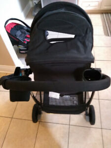 Graco remix travel system
