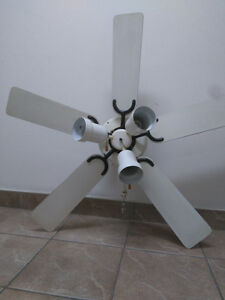 Ventilateur de plafond  -  ceiling fan