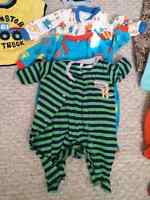 Huge lot of boys NB-3 month clothes