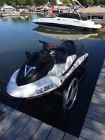 Seadoo with Lift and Slip