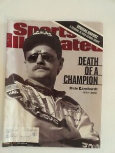 SPORTS ILLUSTRATED, DEATH OF A CHAMPION DALE EARNHARDT