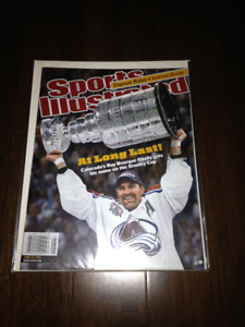 Sports Illustrated (NO LABEL) Ray Bourque