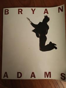 Bryan Adams book (1995)