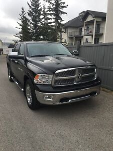 2012 Dodge Ram 1500 Laramie, fully loaded with only 52,000 Kms