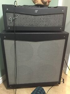 2 guitars and amp. Either separate or in a combo