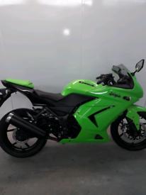 Kawasaki ninga 250