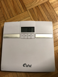 Body Fat Scale - Digital Weight Watchers Conair