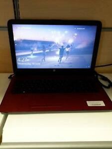 "*** USED *** HPC 15.6"" HP FLYER RED   S/N:CND6150SZK   #STORE527"