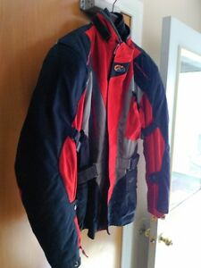 SPIDI OFFTRACK H2OUT 3/4 WATER RESISTENT RIDING JACKET Windsor Region Ontario image 2