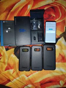 ***** NEW Samsung Galaxy S8 Plus Excellent Condition Bundle*****