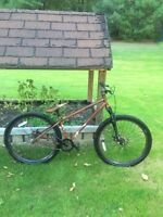 2012 Specialized p2 dirt jumper